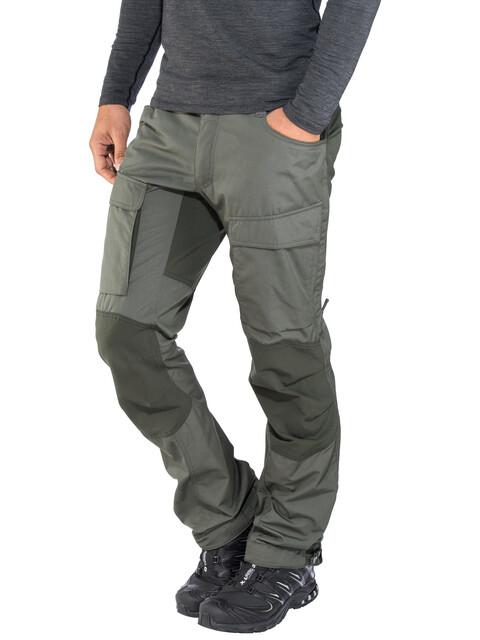 Lundhags M's Authentic II Pants Regular Granite/Charcoal